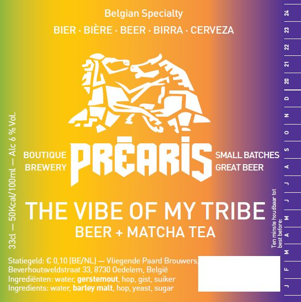 Préaris The Vibe of my Tribe